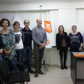 Ciudadanos (C´s) Fraga elige a los miembros de la Junta Directiva de su agrupación