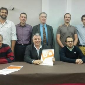 Ciudadanos (C's) Calatayud elige a los miembros de su Junta Directiva