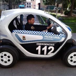 C's Barbastro solicita mejorar los medios materiales y de personal de la Policía Local