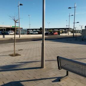 C's Binéfar propone mejoras ante la falta de medidas de seguridad en el parque de la urbanización UE-18
