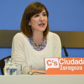 Ciudadanos Zaragoza propone una rebaja del 6% del tipo del IBI residencial