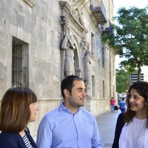 """Rodrigo Gómez: """"Quién quiera el apoyo de Ciudadanos tendrá que apostar por luchar contra la corrupción"""""""
