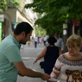 Ciudadanos apuesta por conseguir un segundo escaño en Zaragoza