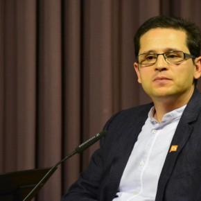 """Jorge Capella: """"Hay que ser valiente, acudir a las urnas y vencer al populismo"""""""