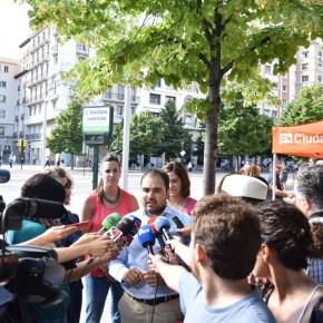 """Rodrigo Gómez: """"Es necesario pinchar la burbuja política,   genera gasto innecesario y no aporta valor a la sociedad"""""""