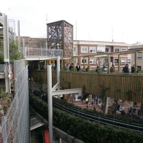 Ciudadanos consigue que ZeC se comprometa a incluir una partida en 2017 para el Jardín Vertical de Delicias
