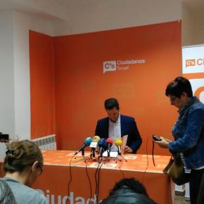 C's Teruel crítica que se adjudique con un contrato menor la redacción del proyecto de la nueva sede de la Policía Local