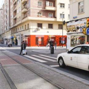 Ciudadanos Zaragoza celebra las nuevas autorizaciones a los taxis en el trazado del tranvía