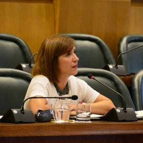 """Sara Fernández: """"Las modificaciones presupuestarias demuestran la parálisis inversora del Ayuntamiento"""""""