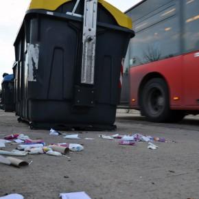 """Ciudadanos Utebo alerta de una """"supuesta infracción"""" en la recogida de basuras y pide su investigación"""