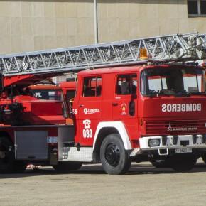 C's reclama un órgano único del servicio de extinción de incendios y ampliar las plantillas de bomberos