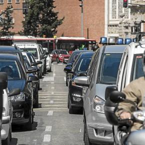 Ciudadanos teme que el cierre de Paseo de Pamplona sea el primer paso para reducir carriles