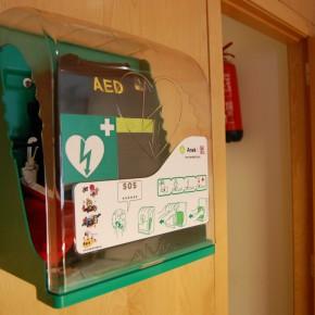 C's reclama que se instalen desfibriladores en los espacios públicos de los municipios aragoneses