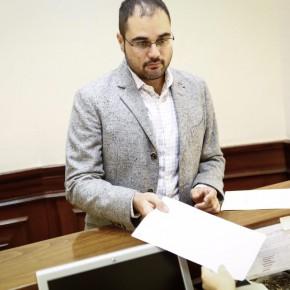 """Rodrigo Gómez: """"La cesión de la Avenida Cataluña es una necesidad innegociable"""""""