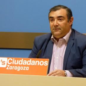 Ciudadanos Zaragoza pide a ZeC un cronograma de los procesos participativos de 2017