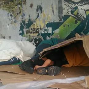 Ciudadanos pide a ZeC un informe del plan de actuación con las personas que pernoctan en las calles