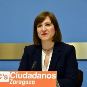 Ciudadanos presenta 114 enmiendas al presupuesto por valor de 13,2 millones de euros