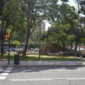 Ciudadanos pide acondicionar la plaza Reina Sofía