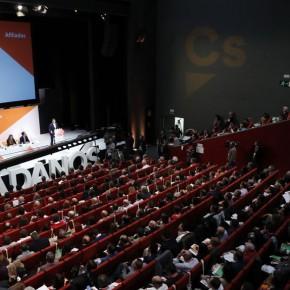 Aragón tendrá seis representantes en el Consejo General de Ciudadanos