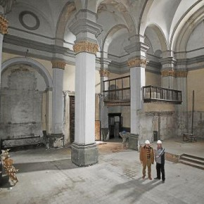 Cs considera que no es una prioridad para Teruel  el proyecto de la iglesia de San Miguel