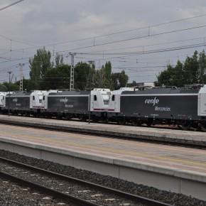 Ciudadanos pregunta por el tránsito de trenes de mercancías en la línea Zaragoza-Teruel-Valencia