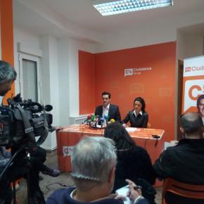 Cs alerta del incumplimiento del contrato del servicio de  abastecimiento y saneamiento de agua en Teruel y critica la dejadez de funciones del gobierno del PP