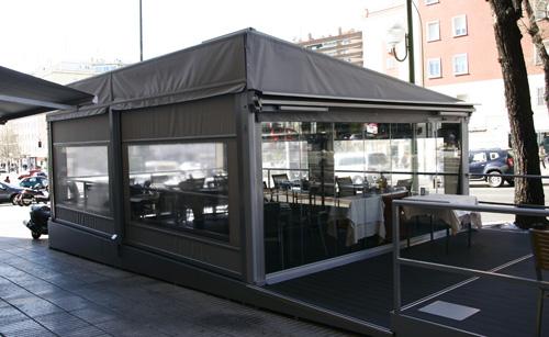 Tolder Pergola Galileo restaurante Marbella 2