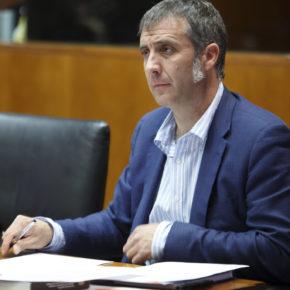 Ramiro Domínguez miembro de la Comisión de Transparencia y Control Económico del Consejo General de Ciudadanos