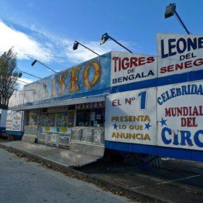 Cs Cinca Medio-Litera insta al Ayuntamiento de Monzón que vigile que el Circo Coliseo no exhiba animales en su espectáculo