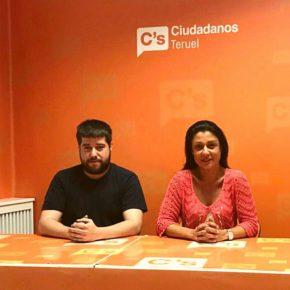 Cs plantea aumentar la partida de Desarrollo Local de municipios en los presupuestos de la Comarca Comunidad de Teruel