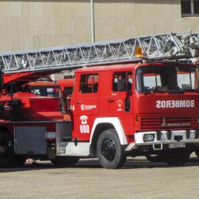Ciudadanos pide la compra de equipos de intervención ligeros para los bomberos