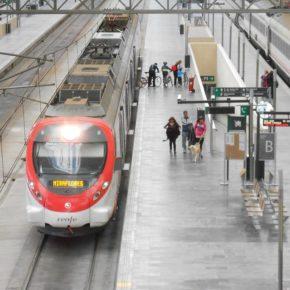 """Ciudadanos exige """"mayor responsabilidad"""" del Gobierno con la prestación del servicios de Cercanías Renfe en Zaragoza"""