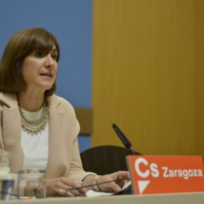 """Sara Fernández: """"Agradecemos a Rivarés que lleve a Fitur la propuesta de Cs sobre Zaragoza ciudad de Goya"""""""