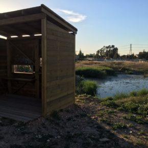 Ciudadanos Utebo solicita mejoras en los accesos al Humedal de las Canteras