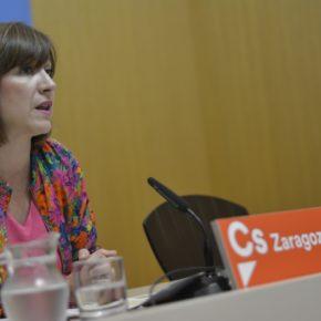 Cs propone acciones de promoción del turismo de compras en el pequeño comercio en Zaragoza