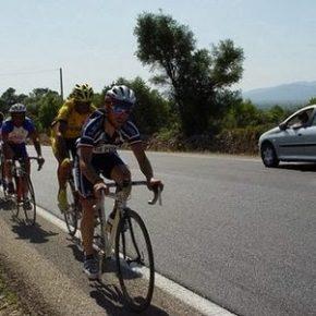 Cs solicita un estudio para implantar en las carreteras provinciales  de Zaragoza vías seguras para ciclistas