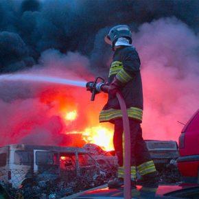 Ciudadanos pide a la DPZ que dote con los medios humanos y materiales necesarios el parque de bomberos de El Burgo
