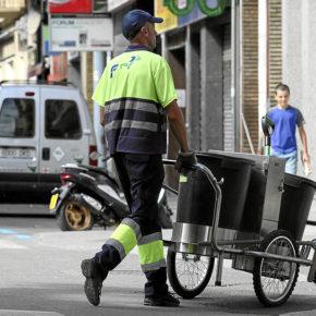 """Cs Huesca señala que es """"necesario depurar responsabilidades""""  ante la  última resolución del Tribunal Administrativo de Contratos que declara nulo de pleno derecho la remunicipalización de la limpieza viaria"""