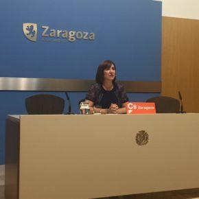 Aprobadas 26 enmiendas parciales de Ciudadanos a los presupuestos de Zaragoza