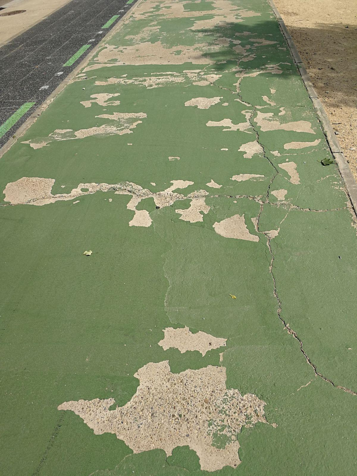 El Ayuntamiento de Cuarte de Huerva arreglará el carril bici tras ...