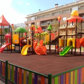 Cs Utebo solicita parques infantiles accesibles e inclusivos