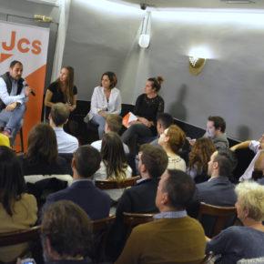 """La nueva Secretaría de Juventud de Cs tiene un proyecto """"ambicioso"""" para formar a los futuros representantes de Aragón"""