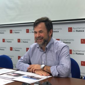 """José Luis Cadena: """"Se está atacando de forma injusta el bolsillo de los oscenses"""""""