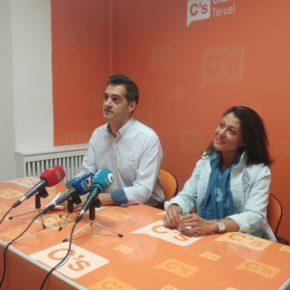 Cs Teruel valora positivamente los avances de su propuesta de ampliar las zonas de aparcamiento en el entorno del antiguo IES Segundo de Chomón
