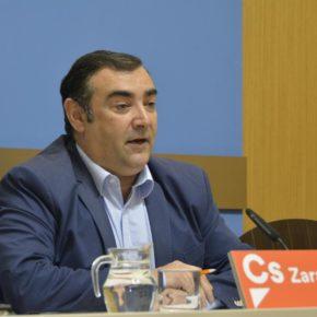"""Alberto Casañal: """"El alcalde no debe permitir fiestas contra la Policía"""""""