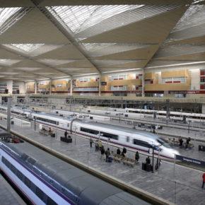 """Ciudadanos define de """"inadecuado"""" el precio del billete de tren entre Zaragoza y Valencia"""