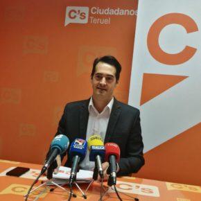 """Ramón Fuertes (Cs): """"Los diez millones de euros del EDUSI le vienen grandes al PP"""""""