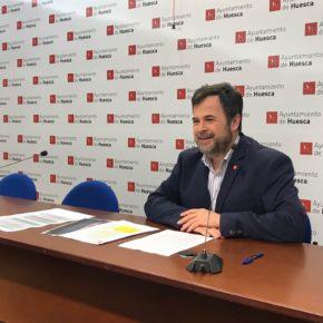 """Ciudadanos tacha de """"irresponsables y dedicados al autobombo"""" los presupuestos municipales de Huesca"""
