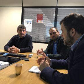 """Ciudadanos exige """"medidas concretas"""" para fortalecer el sector industrial y conseguir """"una Huesca más atractiva"""""""