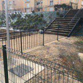 Ciudadanos (Cs) Utebo pide al Ayuntamiento que mejore la accesibilidad al parque de Los Prados